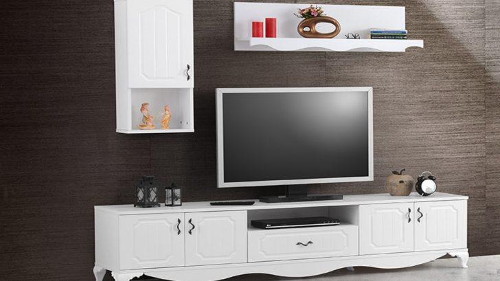 Evde Düzen İçin TV Ünitesine İhtiyaç Var mı?