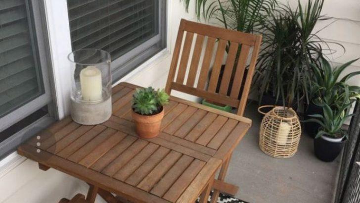 Balkon Dekorasyonu ile Balkon Keyfini Arttıracak Yaşayacağını 5 Örnek