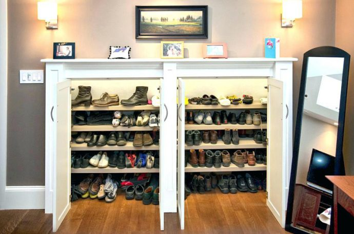 giyinme odası mobilya ayakkabılık