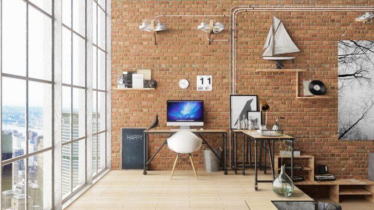 İlham Alabileceğiniz 5 Home Ofis Modeli