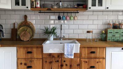 Mutfaklar İçin Farklı Ahşap Dolap Önerileri