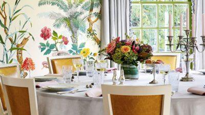 Beğeneceğiniz 6 Güzel Yemek Odası Tasarımı Fikirleri