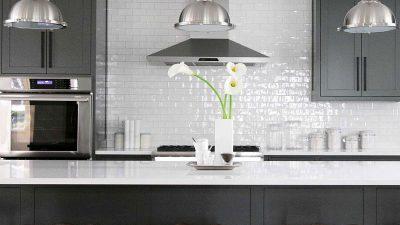 Siyah Mutfak Dekorasyonuna 5 Örnek Tasarım