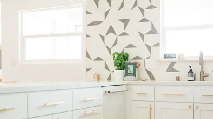 Mutfaklar İçin 5 Farklı Estetik Duvar Kağıtları