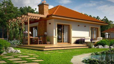 Herkesin Hayalini Süsleyen 8 Güzel Prefabik Ev Tasarımı
