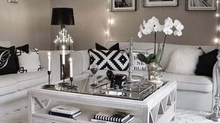 Birbirinden Güzel 5 Modern Salon Modelleri