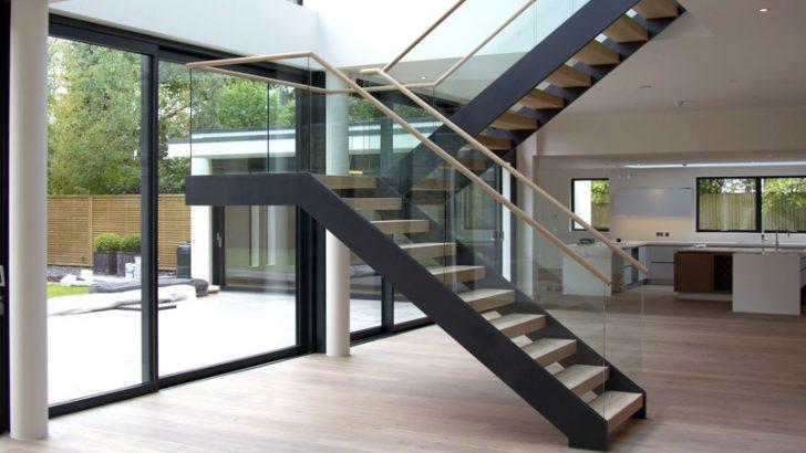 Ev İçi Merdiven Modelleri Evlerinize şıklık Katacak