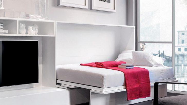 Yataklı Dolap Modelleri Yer Kaplamıyor