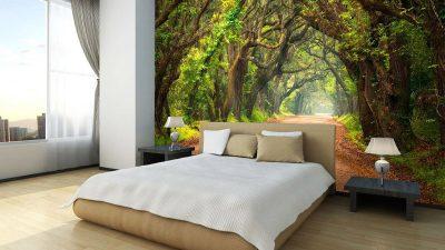 5 Değişik Yatak Odası Dekorasyonu Örnekleri