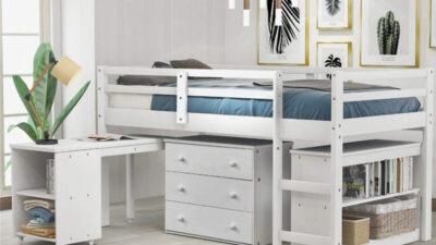 Dar Odalar İçin Ranza Modelleri ve Fiyatları, Küçük Odalar İçin Ranzalar