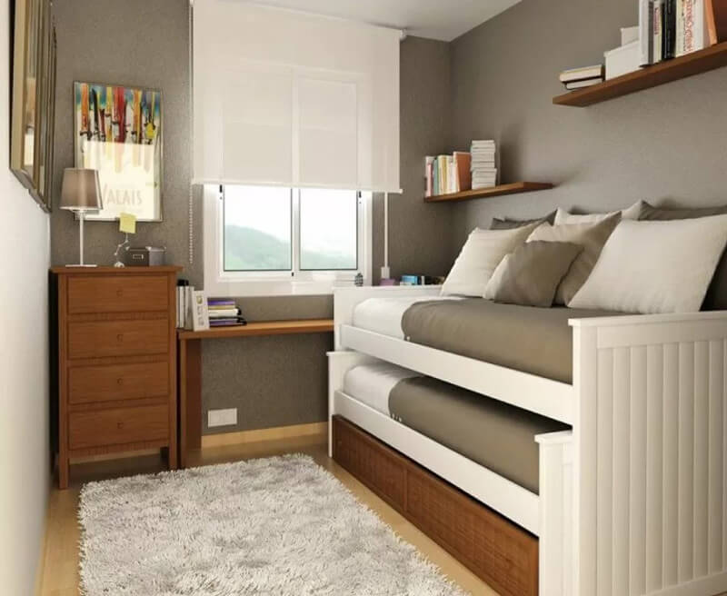 yavrulayan yatak ranza tasarımı
